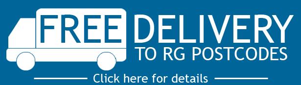 Free salt delivery in RG postcode region image